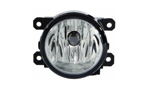 Depo 661-2019N-AQ Acura RDX Driver Side Fog Lamp Assembly with Bulb and Socket by Depo