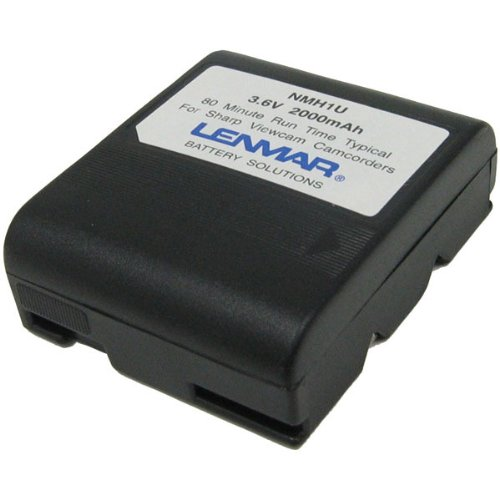 Sharp Bt-N1U Replacement Battery *** Product Description: Lenmar - Sharp Bt-N1U Replacement Battery Fits: Rca Prov712, Sharp Vl-A10, Sharp Vl-A10U, Sharp Vl-A110U, Sharp Vl-A111U, Sharp Vl-Ah150U, Sharp Vl-Ah151, Sharp Vl-Ah151U, Sharp Vl-Ah160U, ***