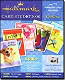 Hallmark Card Studio 2008 Deluxe [OLD VERSION]