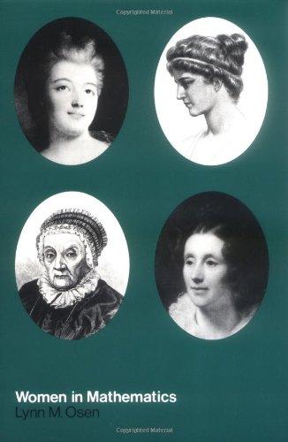 Women in Mathematics (MIT Press)