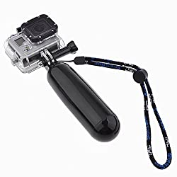 Neewer® Camera Diving Buoyancy Handheld Stick Self Arm Pole Floating Hand Grip Handle Mount Accessory with Long Screw for Gopro Hero 1 2 3 3+ 4 (Black)