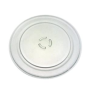 DAEWOO Forno a microonde piatto girevole in vetro piastra Rullo Anello supporto 3 RUOTE