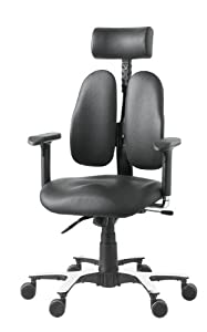 DUOREST Leaders Fully Loaded Ergonomic Office Chair With Adjust