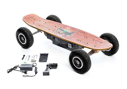 E-Board SPORTSTER – eSkates wood Modell Channel Trucks (1.300 Watt)