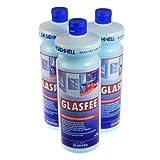 Dr. Schnell Glasfee Glasreiniger 3 x 1000 ml