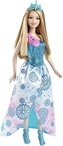 Barbie 4260418750263 - Mix and Match CFF26 Prinzessin,