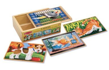 Pets Puzzles In A Box back-1013891