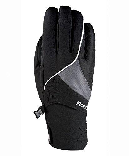Roeckl Ski Handschuhe CASIMA. Touchscreen. Wasserdicht incl. Roeck Tex Membrane. Black. online bestellen