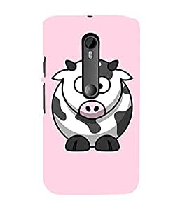 Ebby Premium Printed Mobile Back Case Cover With Full protection For MotoXStyle (Designer Case)