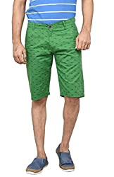 Clickroo Green Royal Slavo Chino Short