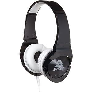 Pioneer STEEZ 808 SE-MJ751I Stereo Headphones, Black