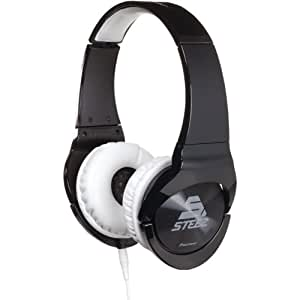 Pioneer STEEZ 808 SE-MJ751I Stereo Headphones, Black