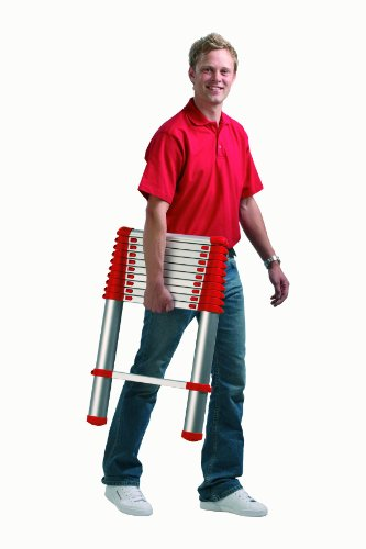 Telesteps 3.3 Meters Red Line Extension Ladder