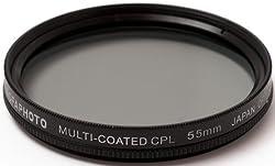 AGFA Digital Multi-Coated Circular Polarizing (CPL) Filter 55mm APCPF55