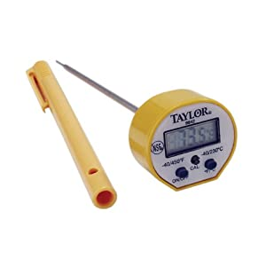 Taylor 9842 Commercial Waterproof Digital Thermometer