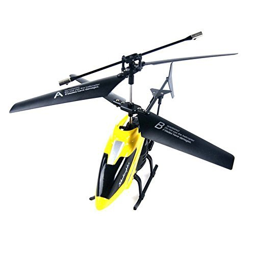 Eonkoo Wireless Remote Control Plane helicopter/Copter Toy,High Quality Ruggedness AutoFlight UAV for Baby 3 Years Old (Remote Control Air Plain compare prices)