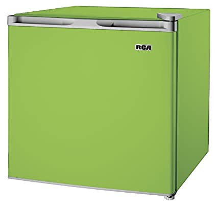 RCA RFR160-Green Fridge, 1.6 Cubic Feet, Green