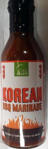 Global Palate Korean BBQ Marinade 12 Oz (Pack Of 1)