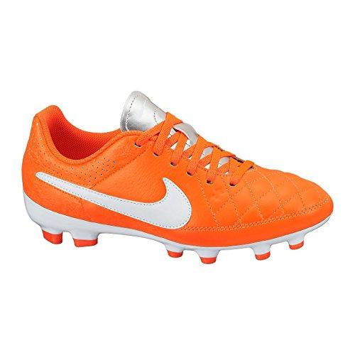 Nike Tiempo Genio Leather FG, Unisex-Kinder Fußballschuhe