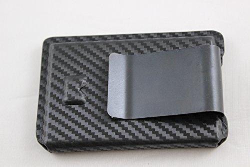 Multi Holsters BMT 2.0 with Money Clip Minimalist Kydex Wallet (Black Carbon Fiber) (Black Carbon Fiber Kydex compare prices)