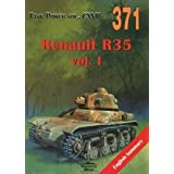 No. 371 Renault R35 Vol I - Tank Power Vol CXVII