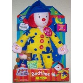 Amazon com jojo s circus bedtime jojo toys amp games