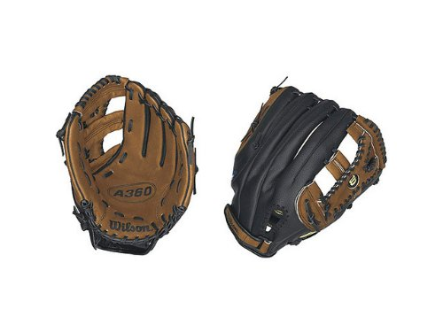 Baseball-Kumpel-Set-2 Wilson Baseballhandschuhe