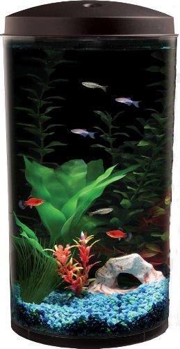 aquarius aq360 64c aquaview 360 6 gallon aquarium kit your extra price aquariums. Black Bedroom Furniture Sets. Home Design Ideas