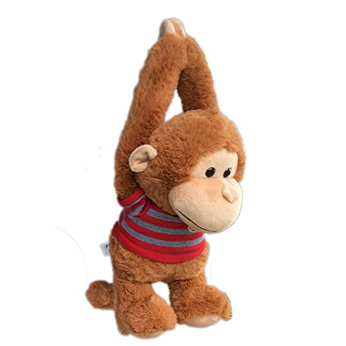Lovely Monkey Plush Soft Toy 17 Inch BY ICE KING BEAR