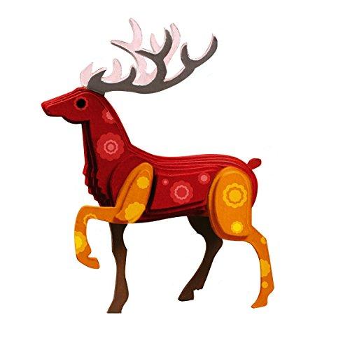 Trussart Designs Reindeer 3D Modeling Kit - 1