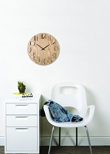 Umbra Shadow Wooden Wall Clock