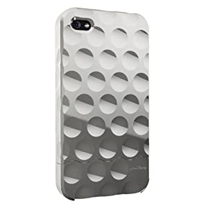Hard Candy Cases Chrome Bubble Slider iPhone 4 Case, Chrome