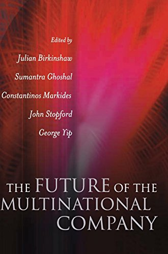 Future of the Multinational Co (Business)