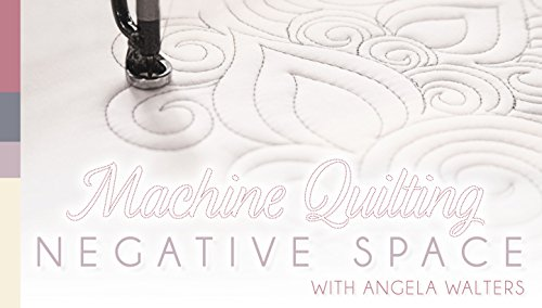Machine Quilting Negative Space (Positively Mine compare prices)