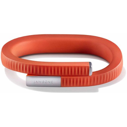 Home Exercise Up24 Jawbone Medium, Splash-Resistant, Accelerometer, Leds, Red