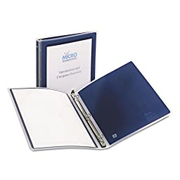 AVE15766 - Avery Flexi-View Binder with Round Rings