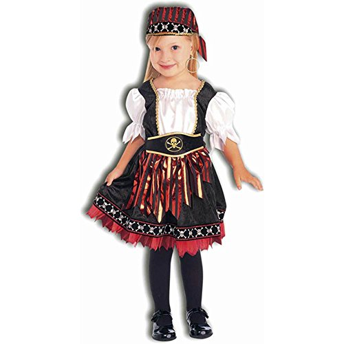 Lil Pirate Cutie Kids Costume - Small