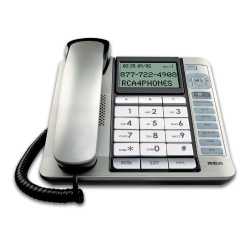 RCA 1114-1BSGA 1-Handset Landline Telephone
