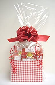 Vegan and Gluten/Soy Free Shortbread Gift Basket by Sun Flour Baking Co, Inc.