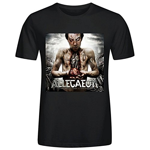 Allegaeon Fragments Of Form And Function Tees For Men Black