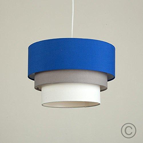 MiniSun-Paralume-bellissimo-moderno-e-rotondo-con-3-livelli-di-colori-vari-per-lampada-a-sospensione
