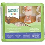 Seventh Generation Baby Free and Clear Training Pants 2T-3T -- 25 Training Pants