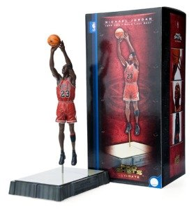 Chicago Bulls Upper Deck Pro Shots Ultimate - Michael Jordan (Final Shot) at Amazon.com