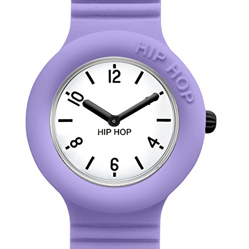 Orologio BREIL HIP HOP Essential Unisex Dahlia Purple - hwu0558