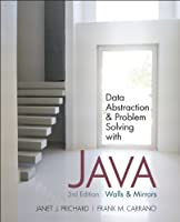 Data Abstraction and Problem Solving with Java, 3rd Edition Front Cover