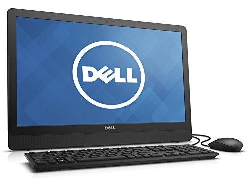 Dell Inspiron 24型デスクトップパソコン Core i5モデル ブラック (Win10/i5-6200U/4GB/1TB/DVD/FHD非光沢) Inspiron 24 3000シリーズ 16Q31
