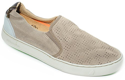 Satorisan Scarpe Slip On Uomo Soumei Beige art. 161007 Gravel