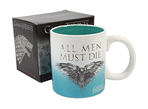 Game Of Thrones All Men Must Die Mug