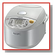 Zojirushi NS-YAC10 5 1/2 Cup Rice Cooker