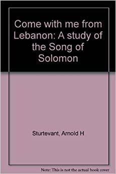 An analysis of the song of solomon